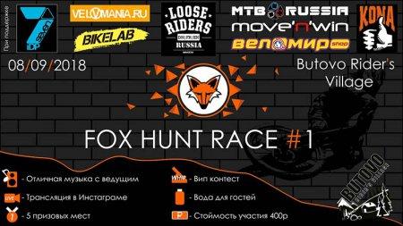 FOX HUNT RACE #1